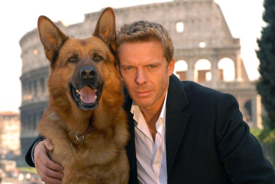 Rex. Un perro diferente